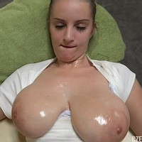 Renata busty massage